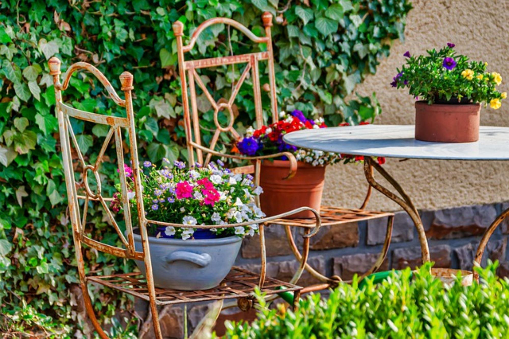 Jak wybrać drewniane meble do ogrodu?